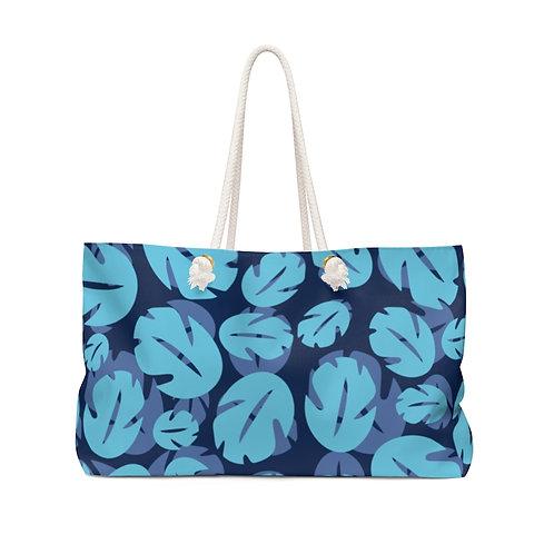 Ohana Weekender Bag - Blue