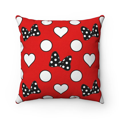 Rock Your Dots Pillow Case - Red