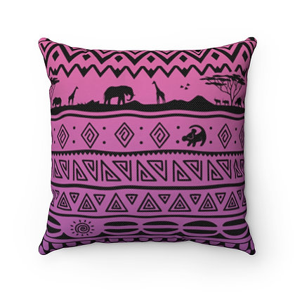 Asante Sana Pillow Case - Sunset