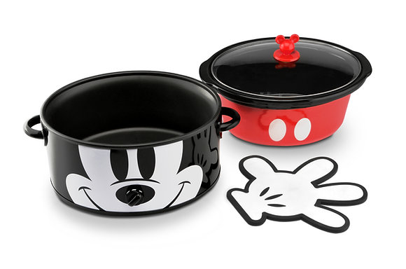 Mickey Mouse 6-Quart Slow Cooker with Trivet