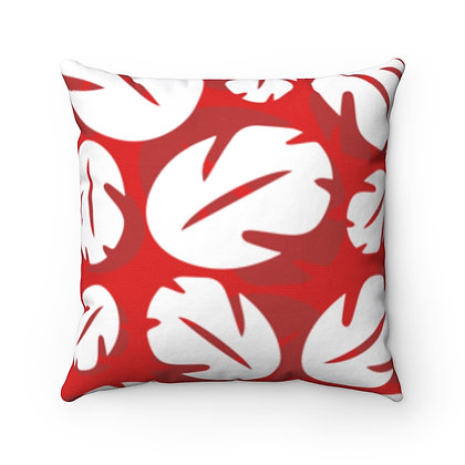 Ohana Pillow Case - Red