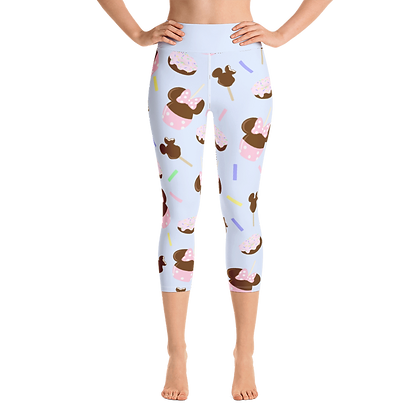 Couture Candy Yoga Capris