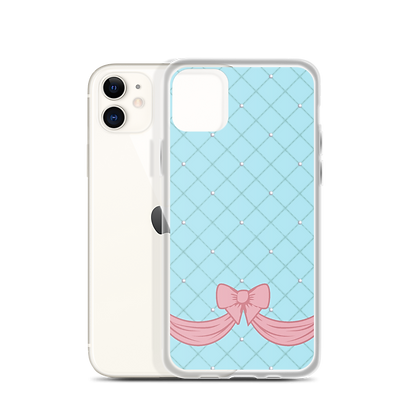 Pink Bow iPhone Cases