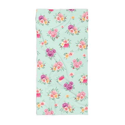 Flower & Garden Towel