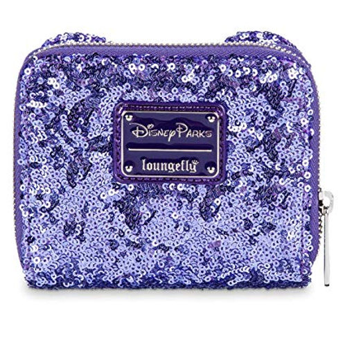 Loungefly Purple Potion Minnie Wallet