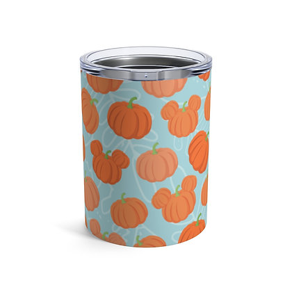 Pumpkin Patch 10oz Tumbler - Teal