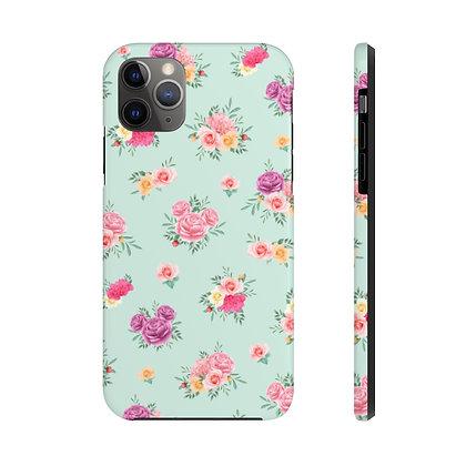 Flower & Garden Tough iPhone Case