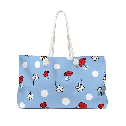 Classic Dot Weekender Bag