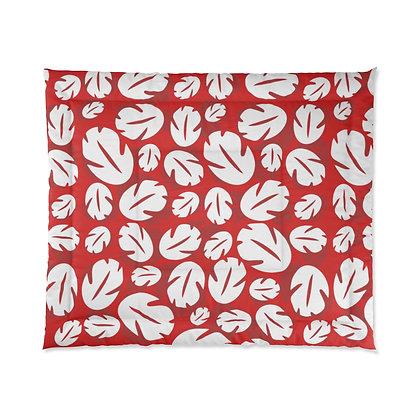 Ohana Comforter - Red