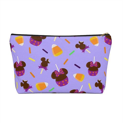 Trick or Treats Make-up Bag - Purple