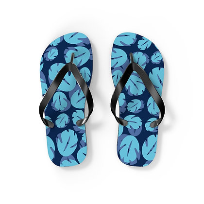 Ohana Flip Flops - Blue