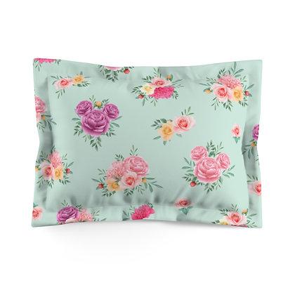 Flower & Garden Pillow Sham