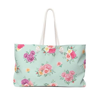 Flower & Garden Weekender Bag