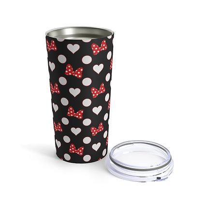 Rock Your Dots 20oz Tumbler - Black