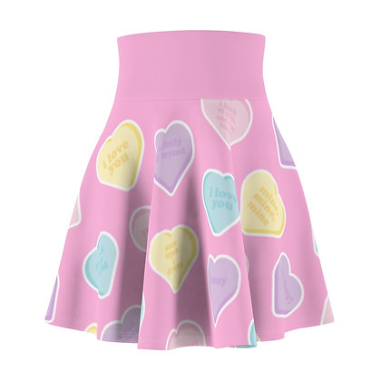 Candy Hearts Skirt