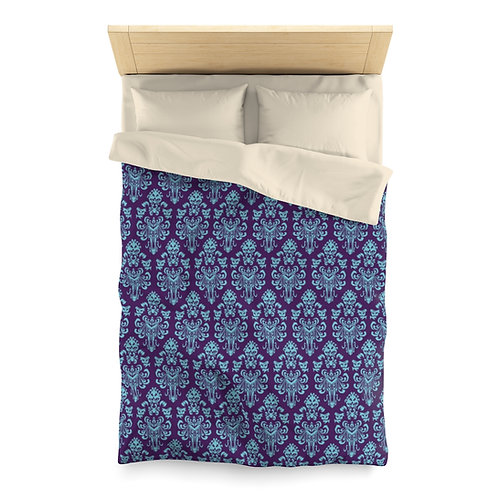 Happy Haunts Duvet Cover