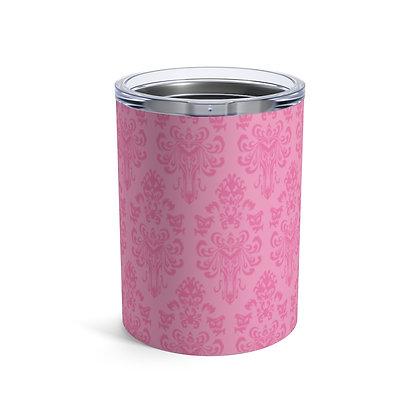 Happy Haunts 10oz Tumbler - Pink