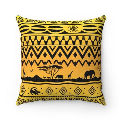 Asante Sana Pillow Case - Sunrise