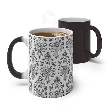 Happy Haunts Color Changing Mug
