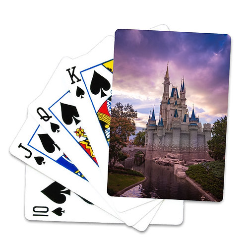 Castle Playing Cards