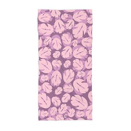 Ohana Beach Towel - Pink