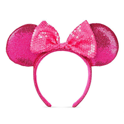 Inspiration Pink Minnie Ear Headband