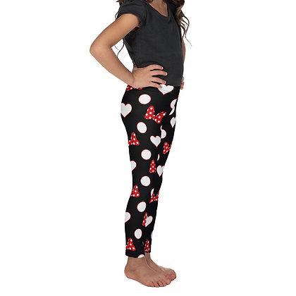 Rock Your Dots Kids Leggings - Black