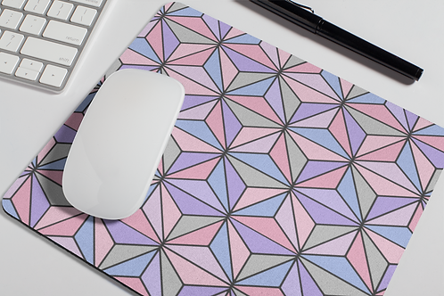 Spaceship Earth Mouse Pad