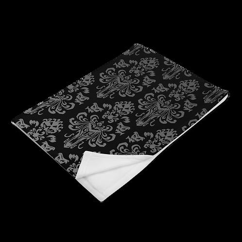 Happy Haunts Ombre Plush Blanket
