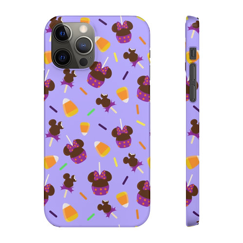 Trick or Treats Phone Case - Purple