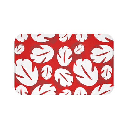 Ohana Floor Mat - Red