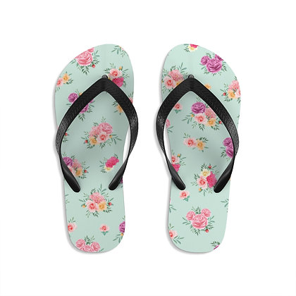 Flower & Garden Flip-Flops