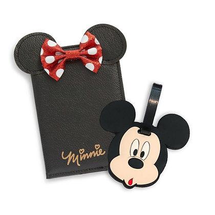 Mickey & Minnie Travel Kit