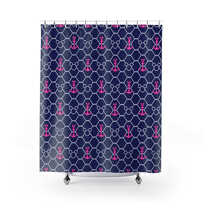 Seas The Day Shower Curtains