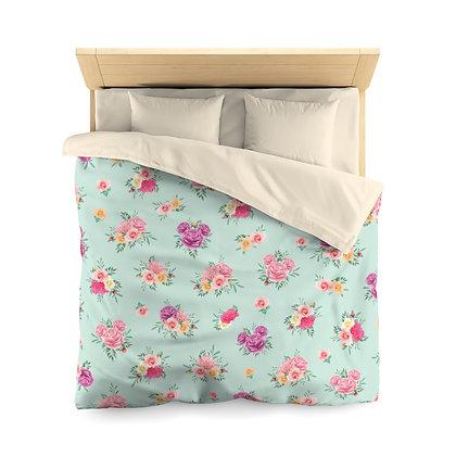 Flower & Garden Duvet Cover