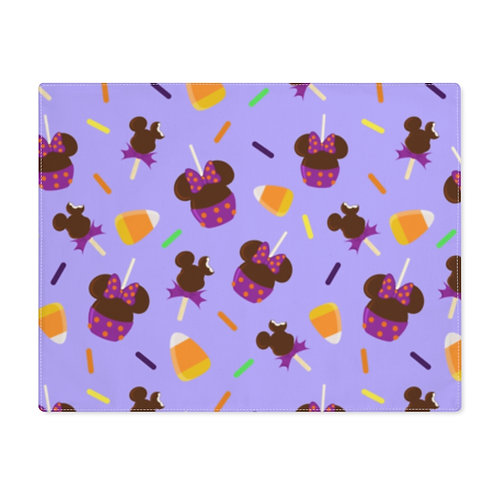 Trick or Treats Placemat - Purple