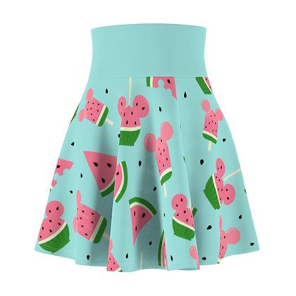 Summer Melon Skirt - Blue