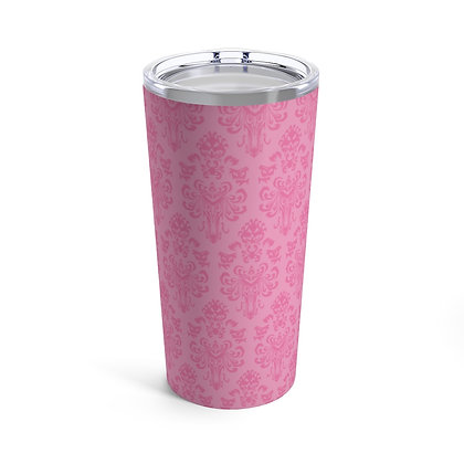 Happy Haunts 20oz Tumbler  - Pink