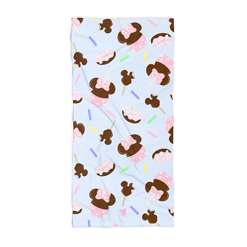 Couture Candy Beach Towel