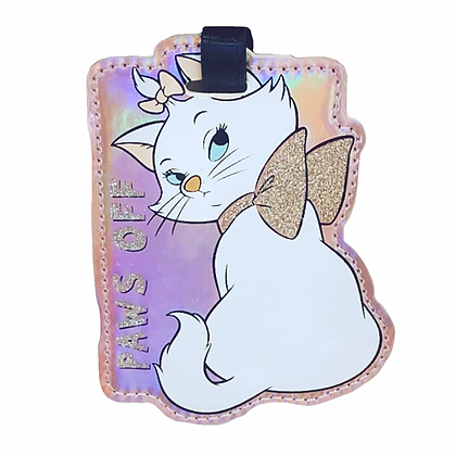 Marie Luggage Tag