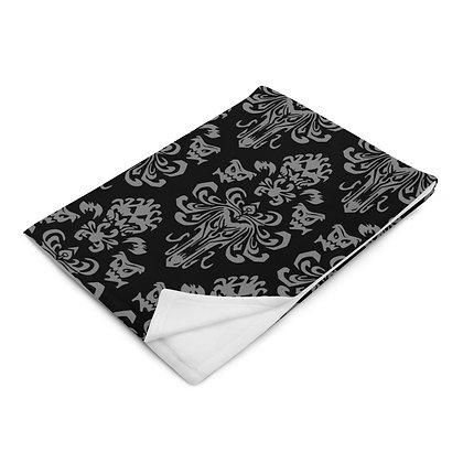 Happy Haunts Plush Blanket