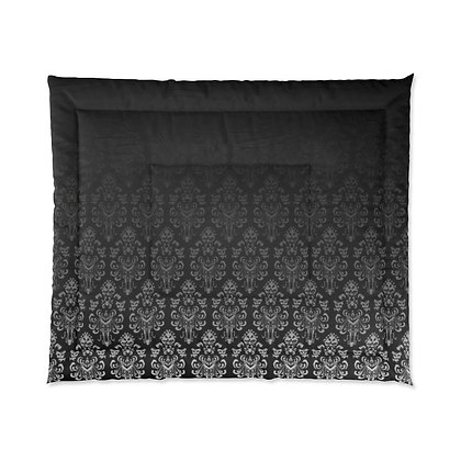Happy Haunts Ombre Comforter