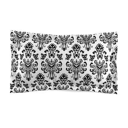 Happy Haunts Pillow Sham  - White