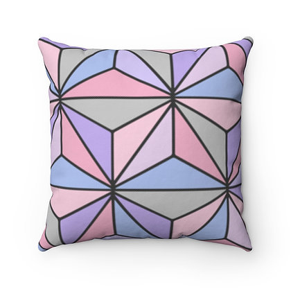 Imagination Pillow Case - Purple