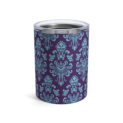 Happy Haunts 10oz Tumbler - Purple