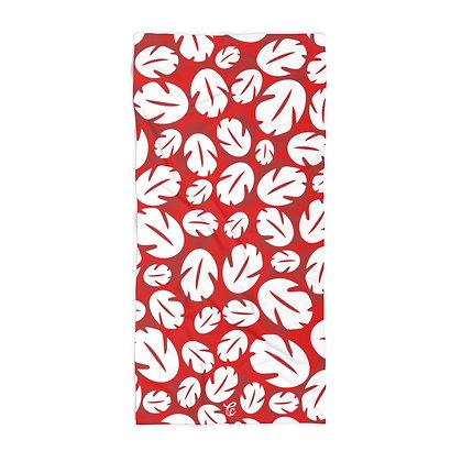 Ohana Beach Towel - Red