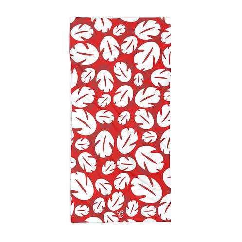 Ohana Beach Towel - Red