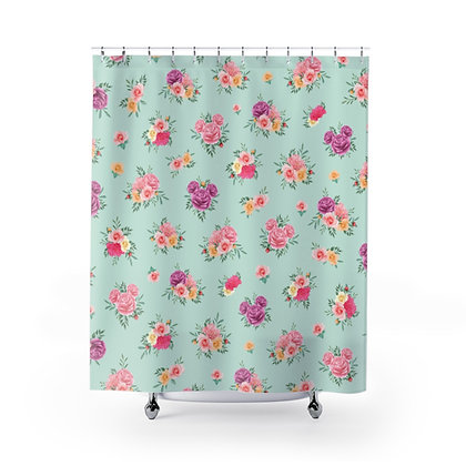 Flower & Garden Shower Curtains