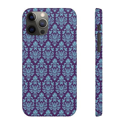 Happy Haunts Phone Cases - Purple