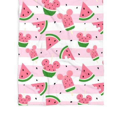 Summer Melon Towel - Pink